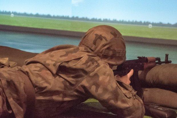 Elewi z 23 Pułku Artylerii trenowali strzelanie na symulatorze Śnieżnik