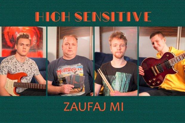 Jest pierwsza płyta podlwóweckiego zespołu High Sensitive