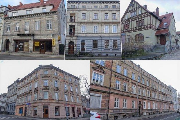 Odnowią zabytkowe kamienice w Bolesławcu. Dotacje przyznane