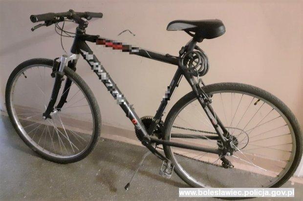 Wykorzystał okazję i ukradł rower. 36-letni złodziej z zarzutami