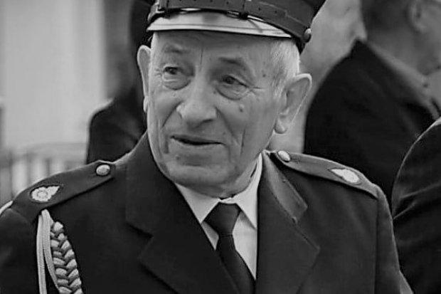 Zmarł strażak Stanisław Janeczko. Pogrzeb w sobotę