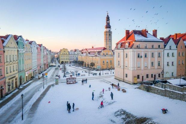 Będzie mroźno w Bolesławcu i powiecie bolesławieckim