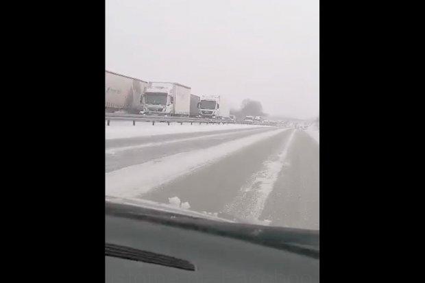 "Uwaga, kierowcy! ""A4 do granicy – katastrofa"""