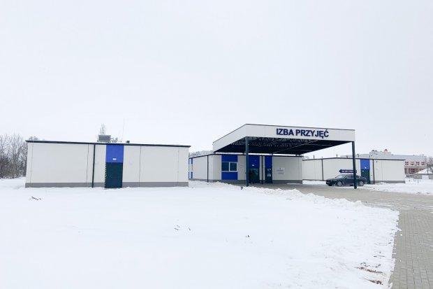 Legnica jak Bolesławiec. Jest kolejny szpital modułowy