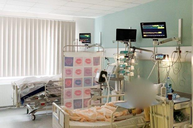 Szpital powiatowy: rośnie liczba pacjentów z covidem