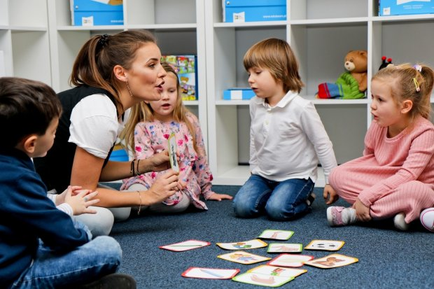 Szkoła Języków Obcych Germanos ma kilka wolnych miejsc dla maluchów