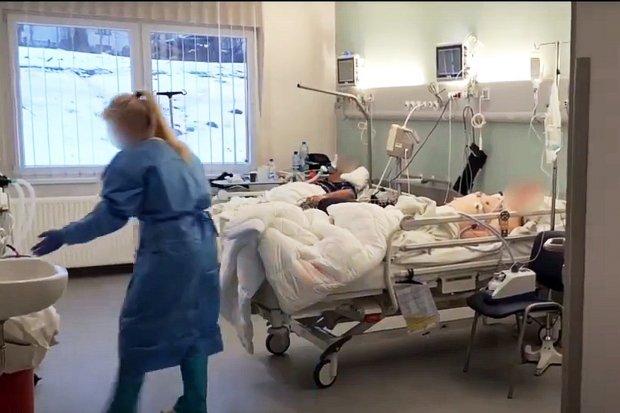 Bolesławiecki ZOZ: 163 pacjentów z covidem, 34 pod respiratorami