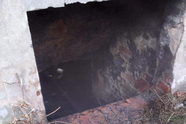 Pożar w piwnicy klasztornej
