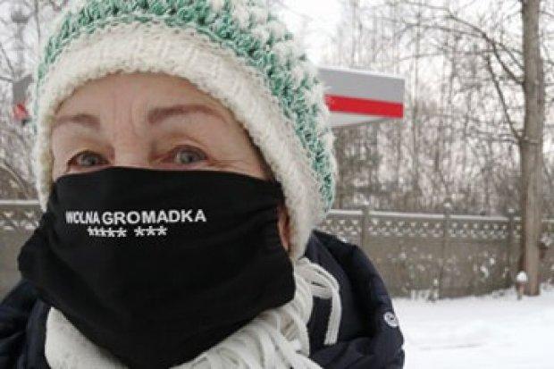 Halina Gniewek z Wolnej Gromadki wezwana na przesłuchanie. Powód Strajk Kobiet