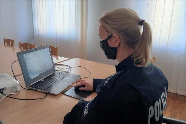 Policja: spotkanie online dla seniorów