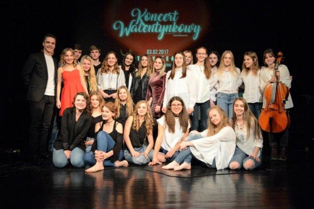 Koncert Walentynkowy I Liceum: czyli jak pomagać, dobrze się bawiąc