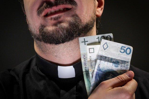 Szpital psychiatryczny odmawia informacji, ile płaci kapelanowi. Idziemy do sądu