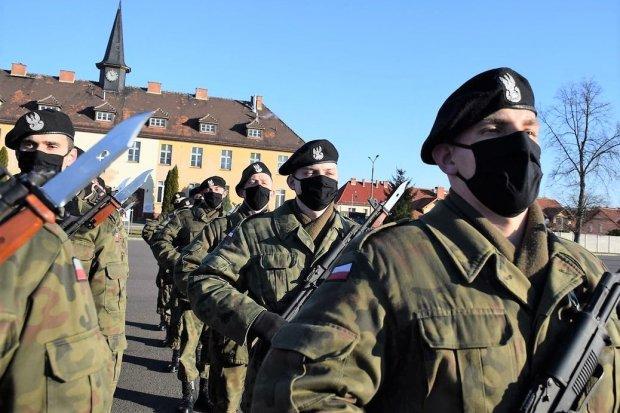 Będą wiernie służyć Rzeczypospolitej Polskiej