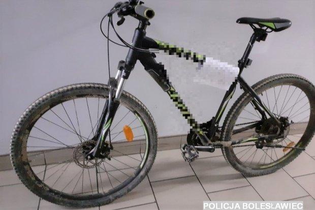 Znany złodziej rowerów w rękach policji. Jednoślad odzyskany