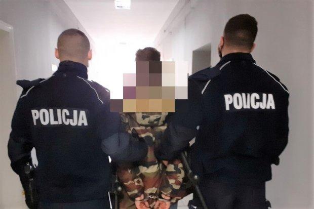 Uporczywie nękał swoją eks, groził jej. 28-letni bolesławianin aresztowany