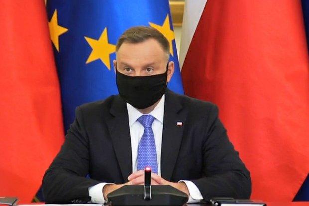 Prezydent Andrzej Duda: sytuacja jest zła, restrykcje prawdopodobnie w całej Polsce