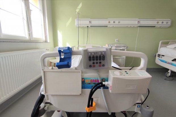 Szpital powiatowy: ortopedia w nowym miejscu. ZDJĘCIA