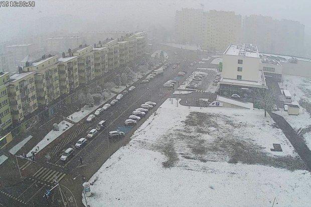 Ostrzeżenie dla Dolnego Śląska – oblodzenie dróg i chodników