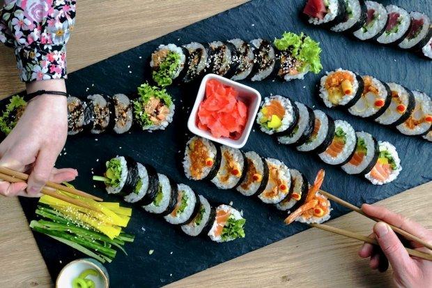 Weekendowy Festiwal Sushi...