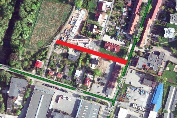 Zbudują drogę przy ulicy Nadrzecznej w Bolesławcu
