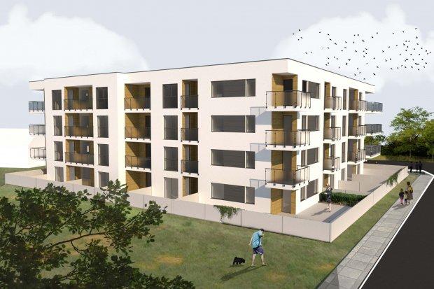 """Będzie 40 nowych mieszkań w Bolesławcu. Zastosowano ustawę """"lex deweloper"""""""