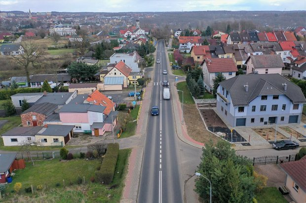 Będzie bezpieczniej na ulicy Widok w Bolesławcu