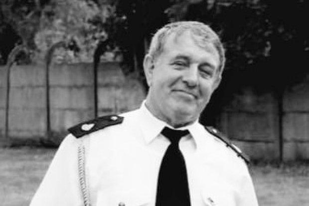 Zmarł strażak Aleksander Bitner. Znamy datę pogrzebu