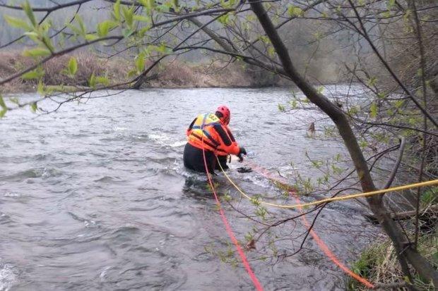 Zwłoki zaginionego 86-latka znalezione w rzece Bóbr