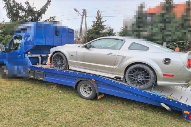 Odzyskali kradzione pojazdy o wartości 150 tys. zł