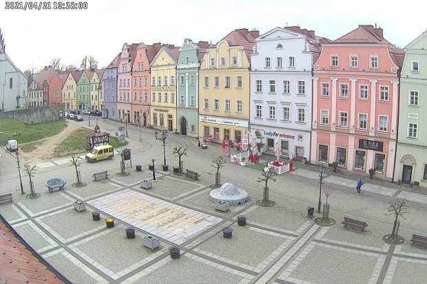 Fontanna na bolesławieckim rynku ruszy 1 maja