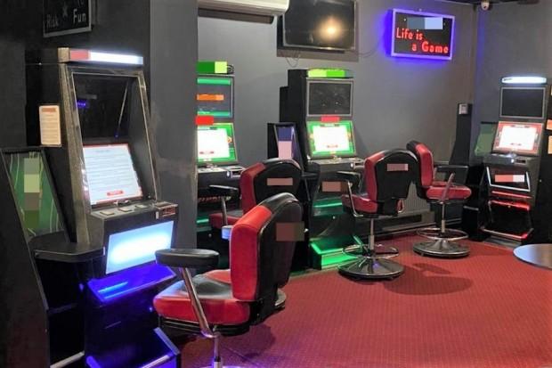Kolejny nielegalny salon gier zlikwidowany, 6 automatów zabezpieczonych