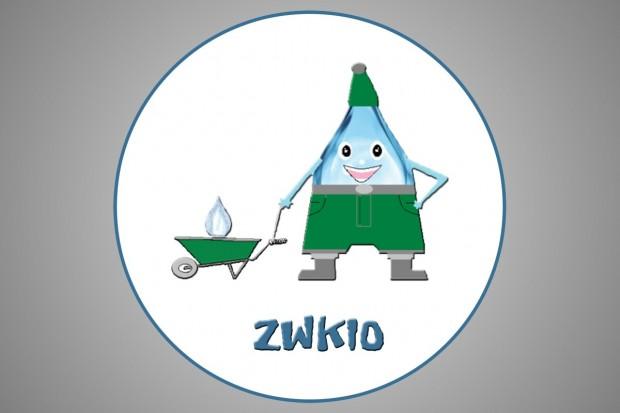 Zakład Wodociągów, Kanalizacji i Oczyszczania w Gromadce ma logo