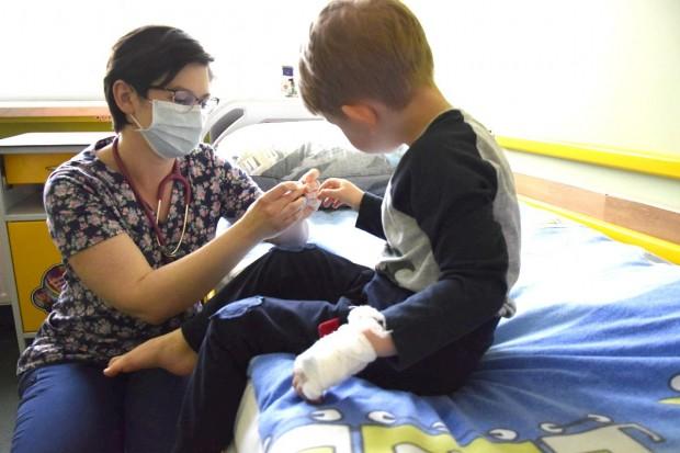 Oddział Pediatryczny zaprasza na bezpłatne badania diagnostyczne