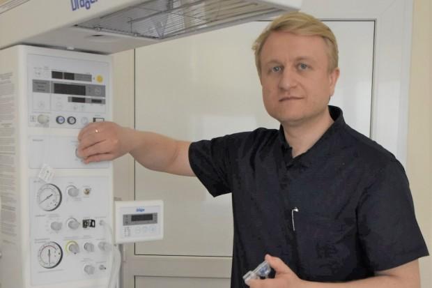 Nowy sprzęt w szpitalu powiatowym w Bolesławcu. Będzie ratował życie noworodków