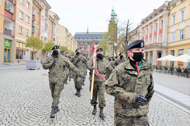 Uroczystości majowe z udziałem naszych artylerzystów: w Bolesławcu i Legnicy