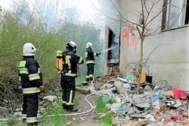 Pożar na Sienkiewicza