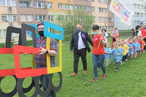 Bolesławieckie przedszkolaki promienieją i zarażają optymizmem
