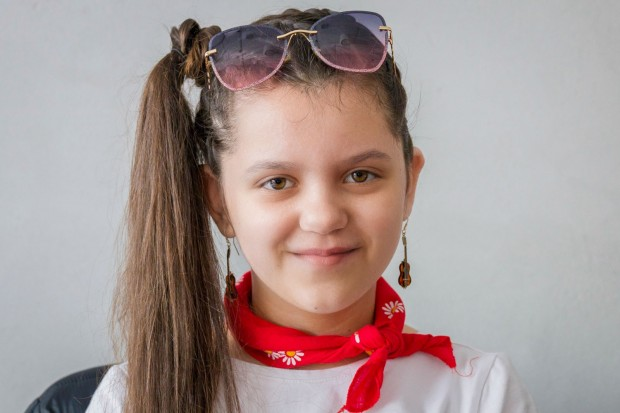 12-letnia Wiktoria nagrała profesjonalną płytę CD z własnymi piosenkami