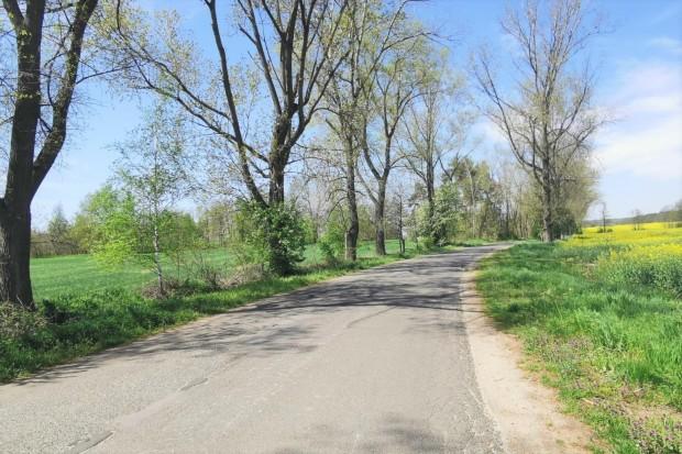 Przebudowa drogi relacji Łaziska – Wartowice