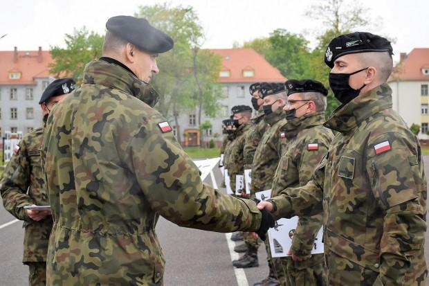 Bolesławieccy artylerzyści: szacunek i pamięć o weteranach