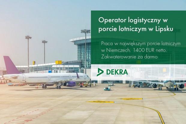 Praca na magazynach lotniska – blisko polskiej granicy