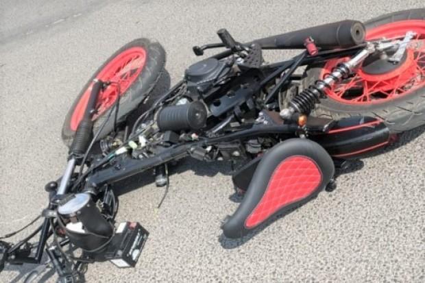 """Śmiertelny wypadek, 63-letni motorowerzysta nie żyje. """"Kierowco, patrz na znaki!"""""""