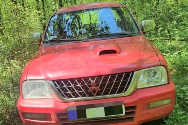 Seryjny włamywacz zatrzymany, pick-up wart 20 tysięcy złotych odzyskany