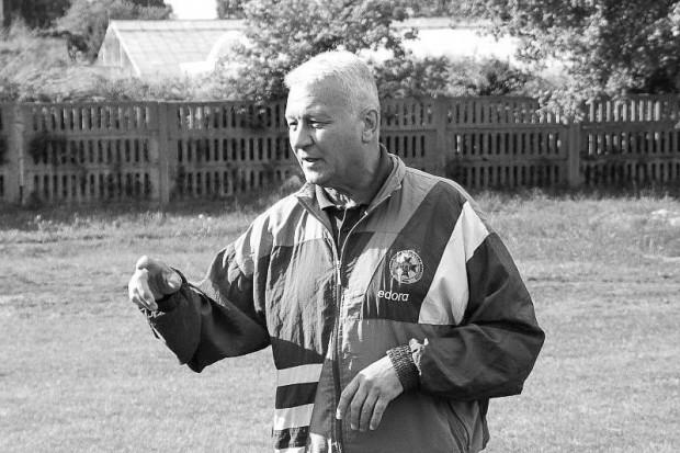 Trener piłkarski Henryk Kusojć nie żyje