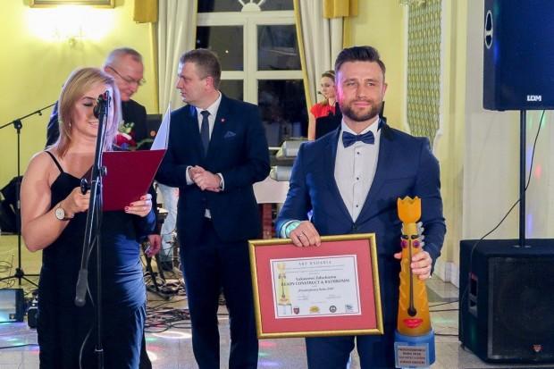 Łukasz Załucki zwycięzcą plebiscytu OSOBOWOŚĆ roku 2020 w kategorii BIZNES