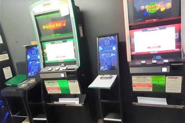 Zlikwidowali 75 nielegalnych automatów do gier hazardowych
