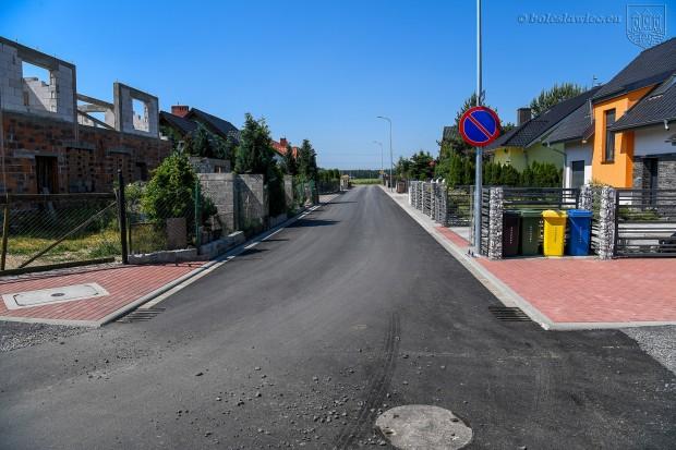 Zakończono budowę ulicy Grabowej w Bolesławcu