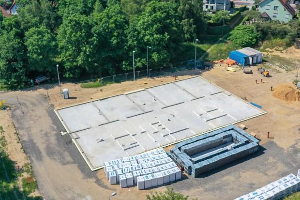 Budują przedszkole na osiedlu Kwiatowym w Bolesławcu
