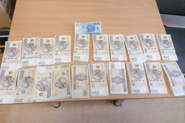 Wyłudzili 6 mln zł z tzw. tarczy antykryzysowej. Grupa przestępcza rozbita
