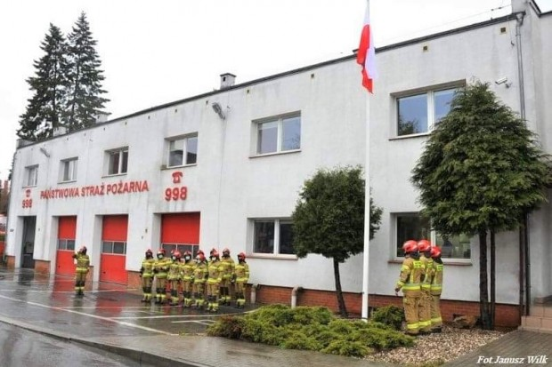 Powstaje nowa komenda dla strażaków. Wiemy, co z budynkiem przy Wesołej